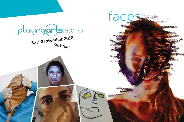 "3.-7. September 2018 ""faces"""